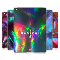 HEAD CASE DESIGNS IRIDESCENT TYPOGRAPHY HARD BACK CASE FOR APPLE iPAD