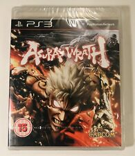 Asura's Wrath PS3 Game Sony PlayStation 3 Uk Game Brand New & Sealed