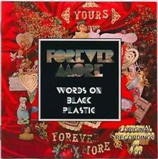 "Forever More: ""yours/Words on Black Plastic"" (2on1 CD Reissue)"