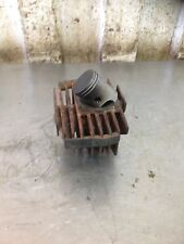 Yamaha PW80 2000 Barrel / Cylinder and Piston