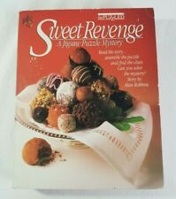 BePuzzled Sweet Revenge A Jigsaw Puzzle Mystery 500 Piece Alan Robbins