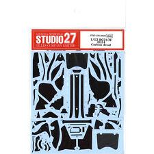 Studio27 CD12005 1:12 Honda RC213V 2014 Carbon Decals