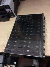 ERNI LYNX RFR 5010 TECHIK Broadcast Television Equipment IKI