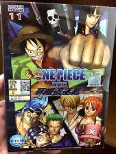 One Piece 3D: Mugiwara Chase (Movie 11) ~ DVD ~ English Subtitle ~ Japan Anime