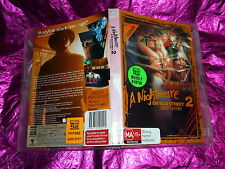 A NIGHTMARE ON ELM STREET 2 : FREDDY'S REVENGE : (DVD, MA15+) (EX RENTAL)
