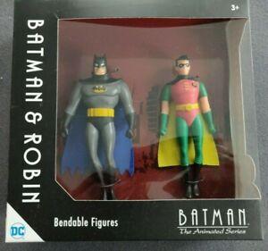 Loot Crate DX - Batman & Robin Classic Figuren - OVP - ca. 15cm groß