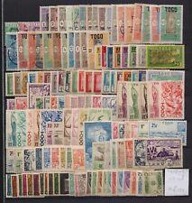 ! Togo 1915-1954.  Lot Of 137 Stamp. YT# . €+170.00 !