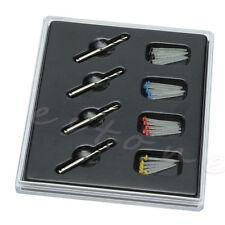 1 Box Dental Thread Dentist Product Kit 4 Drills Fiber Set & 20 Pcs Fiber Post