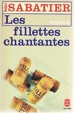 ROBERT SABATIER LES FILLETTES CHANTANTES