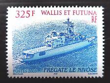 FRANCE WALLIS ET FUTUNA 2003 Warship SG840 U/M NB1036