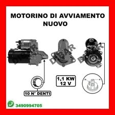 MOTORINO DI AVVIAMENTO NUOVO CHEVROLET AVEO-CRUZE-TRAX 1.2-1.4 DA 03 458228 30