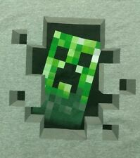 Minecraft Creeper Shirt Youth XL Jinx