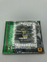Sony PlayStation 1 PS1 Brand New Sealed GTA 2 Grand Theft Auto 2 GREATEST HITS