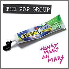 The Pop Group - Honeymoon On Mars [New Vinyl LP] Colored Vinyl, Ltd Ed, 180 Gram