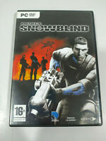 Project Snowblind Eidos - Juego para PC DVD-Rom Edicion España