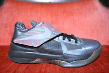 CLEAN 2011 Nike Zoom KD IV 4 BHM Size 9 KEVIN DURANT BLACK HISTORY MONTH