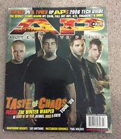 ALTERNATIVE PRESS Magazine Taste Of Chaos Cover March 2006 #212 Deftones