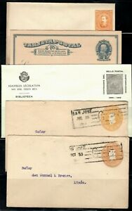 Costa Rica Postal Stationary