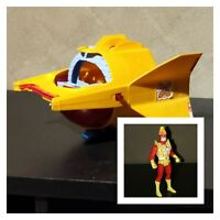 Kenner Super Powers collection action figure lot - Firestorm and Delta Probe 1