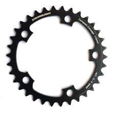 Stronglight Corona bici a 5 fori 110 PCD Nero (schwarz - Schwarz) 42 (n6c)