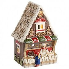 Villeroy & Boch CHRISTMAS MARKET Gingerbread House #5831