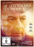 DIE LETZTEN TAGE DES PARVIS K. - GESCHICHTE EINES FLÜCHTLINGS   DVD NEU