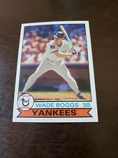 2016 Topps Archives Wade Boggs #185 Yankees