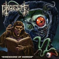 Gruesome - Dimensions of Horror [CD]