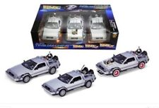 Delorean Time Machine retour vers le futur I Welly 1 24