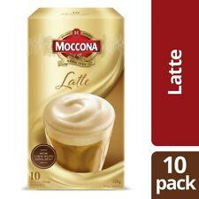 Moccona Cafe Classic Latte Sachets 10 pack 150g