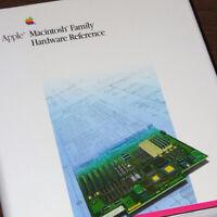 1988 Macintosh Family Hardware Reference Mac SE 128K Mac Plus Schematics