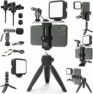 DREAMGRIP Scout Mojo Kit Production Video Smartphone With 3 Microphones And LED
