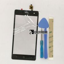 For ZTE Blade L7 Black Front Touch Screen Digitizer Glass Replacement &Tools