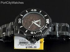 Invicta 47mm Gen II Grand Diver Limited Edition Automatic Watch Lava Stone Dial