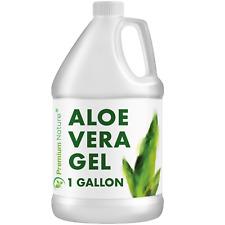 Aloe Vera Gel For Face & Body Moisturizer Skincare 1 Gallon