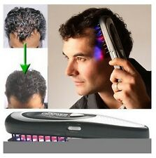 Spazzolare contro la caduta dei capelli LASER LED effetto di massaggio A2071