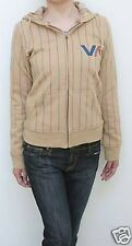 RVCA Morrissa Pitch Hoody (XS) Camel