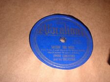78RPM Vocalion 5116 Jimmie Lunceford, Sassin' Boss/Who Did U Meet Last N E- t E