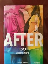 ANNA TODD:AMORE INFINITO.AFTER 5