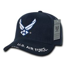 Military US Air Force Wings Law Enforcement Cap by Rapid Dominance