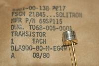 SIEMENS 69SP115 D/C 8042 Mil-Spec Collectable Part Gold Leads New Quantity-1