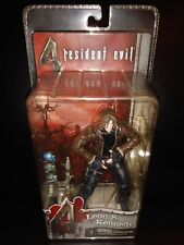 NECA Resident Evil 4 Leon Kennedy Action Figure with Coat