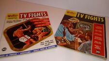 The Ring TV Fights Annuals 1954 and 1955 Lot
