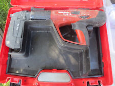 Hilti Dx 460 Mx 72 Automatic Powder Actuated Cement Fastener Tool dx460 wow