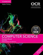 GCSE Computer Science for OCR Student Book with Cambridge Elevate Enhanced Editi