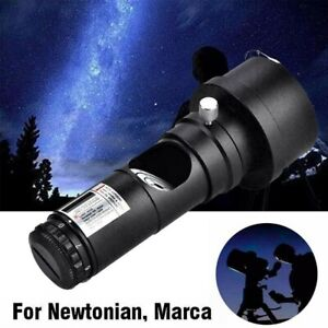 "1.25"" Telescope Laser Collimator with 2"" Adaptor 7 Brightness Levels UK"