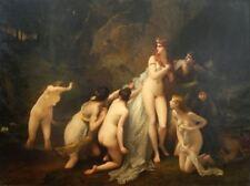 Ölbilder Ölgemälde  Jules Joseph Lefebvre 60x81cm