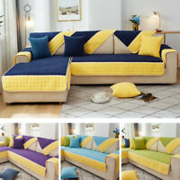 Sofa Cover Couch Covers Sectional Sofa Slipcover For Dogs Cats Pet 1 2 3 4Seater