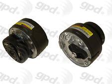 omega brand A/C Compressor new r-4 single groove 12;00 spade coil 20-10403
