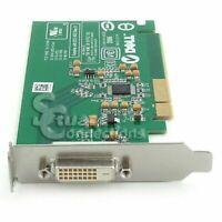 Dell Internal DVI-D Display PC Dual Add-In - Sil 1364A ADD2-N Card 0FH868 LP PCI